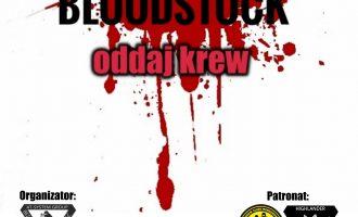 "Honorowa Zbiórka Krwi – ""Przystanek Bloodstock"""